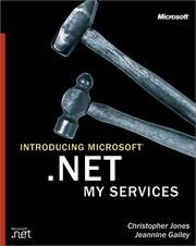 Implementing Microsoft .NET Web Services by Andrea Saltarello, Jeannine Gailey