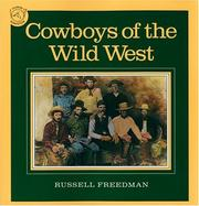 Cover of: Cowboys of the Wild West
