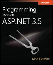 Cover of: Microsoft ASP.NET 3.5 Developer Reference