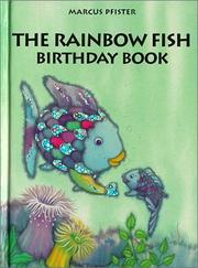 Cover of: Rainbow Fish Birthday Book | Marcus Pfister