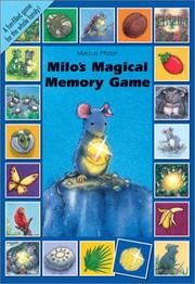 Cover of: Milo's Magical Memory Game