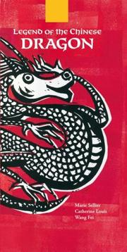 Cover of: Legend of the Chinese Dragon