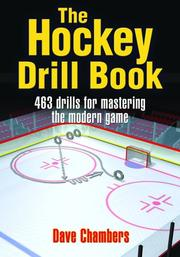 Cover of: The Hockey Drill Book