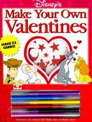 Cover of: Disney's Make Your Own Valentines