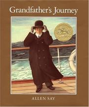 Cover of: Grandfather's journey | Allen Say