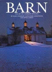 Cover of: Barn | David Larkin