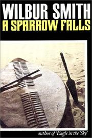 Cover of: A Sparrow Falls Part 1 of 2