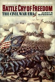 Cover of: Battle Cry of Freedom Part 1 of 3