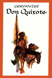 Cover of: Don Quixote   Part 1 Of 2