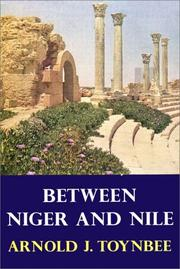 Cover of: Between Niger and Nile