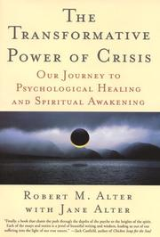 Cover of: The transformative power of crisis