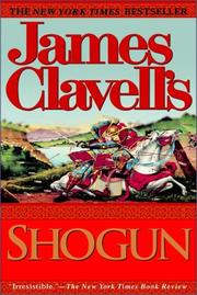 Cover of: Shogun    Part 1 Of 3