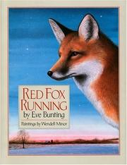 Cover of: Red Fox Running