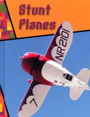 Cover of: Stunt Planes (Wild Rides)
