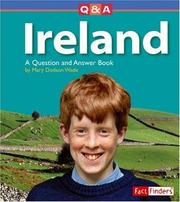 Cover of: Ireland: Question And Answer Book (Fact Finders)