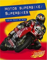 Cover of: Motos Superbikes/superbikes (Caballos De Fuerza/Horsepower) | Mandy R. Marx
