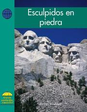 Cover of: Esculpidos En Piedra / Set in Stone