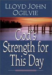 Cover of: God's Strength for This Day