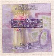 Cover of: Intimate Thoughts Whispered Prayers
