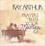 Cover of: Prayers to Bless Your Marriage