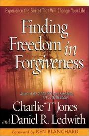 Cover of: Finding freedom in forgiveness