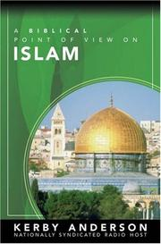 Cover of: Islam (A Biblical Point of View On) | Kerby Anderson
