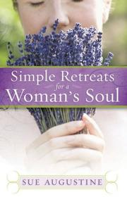 Cover of: Simple Retreats for a Woman's Soul
