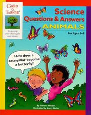 Cover of: Science Questions & Answers: Animals  | Oksana Hlodan, Kathie Sweeney