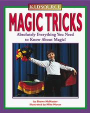 Cover of: Magic Tricks (Kidsource)