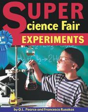 Cover of: Super Science Fair Experiments
