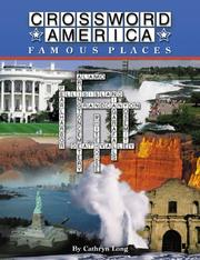 Cover of: Crossword America | Cathryn Long