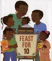 Cover of: Feast for 10 | Cathryn Falwell