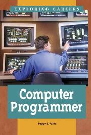 Cover of: Exploring Careers - Computer Programmer (Exploring Careers)
