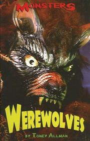 Cover of: Monsters - Werewolves (Monsters)