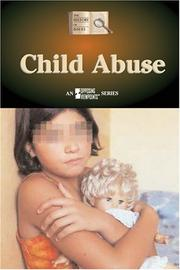 Cover of: Child Abuse (History of Issues) |