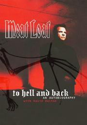 Cover of: To Hell and Back | Meat Loaf