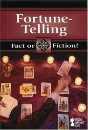 Cover of: Fortune-Telling