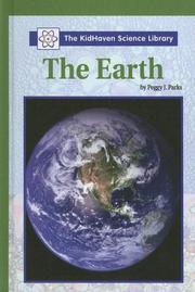 Cover of: The Earth (Kidhaven Science Library)