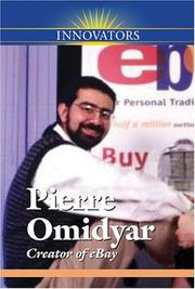 Cover of: Pierre M. Omidyar