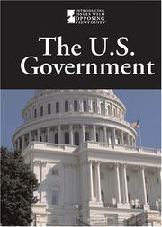 Cover of: The U.s. Government | Mike Wilson