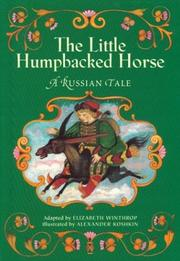 Cover of: The little humpbacked horse: a Russian tale