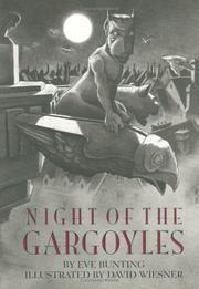 Cover of: Night of the gargoyles