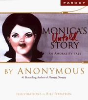 Cover of: Monica