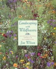 Cover of: Landscaping with Wildflowers