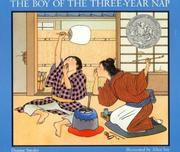 Cover of: The Boy of the Three-Year Nap (Caldecott Honor Books) | Dianne Snyder