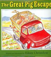 Cover of: Great Pig Escape