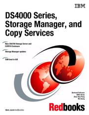 Cover of: IBM System Storage Ds4000 Series, Storage Manager and Copy Services | IBM Redbooks