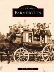 Cover of: Farmington | Jean M. Martin