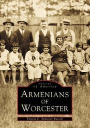 Cover of: Armenians of Worcester   (MA) | Pamela  E.  Apkarian-Russell