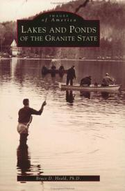 Cover of: Lakes and Ponds of the Granite State | Bruce D., PH.D. Heald
